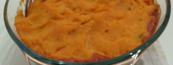 Sweet Potato Shepherds Pie-5