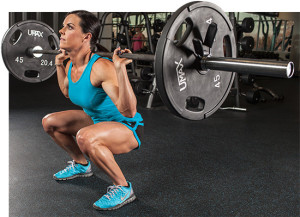 weight training for women 10
