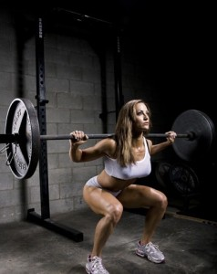 weight training for women 9